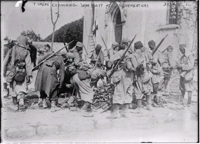 ABD arşivinden görmediğiniz Osmanlı 16