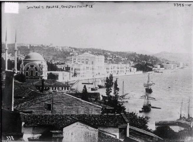 ABD arşivinden görmediğiniz Osmanlı 19