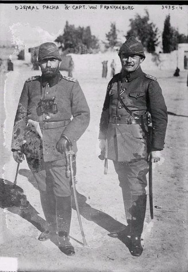 ABD arşivinden görmediğiniz Osmanlı 21