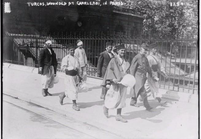 ABD arşivinden görmediğiniz Osmanlı 25
