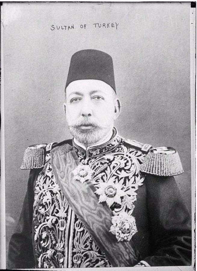 ABD arşivinden görmediğiniz Osmanlı 34