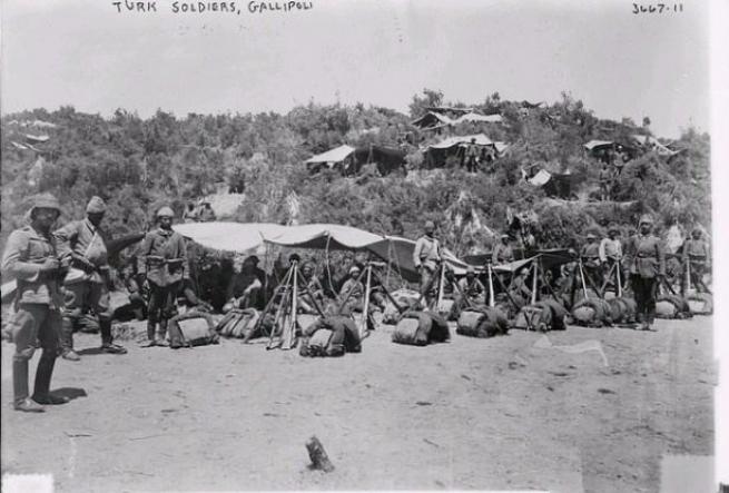 ABD arşivinden görmediğiniz Osmanlı 49