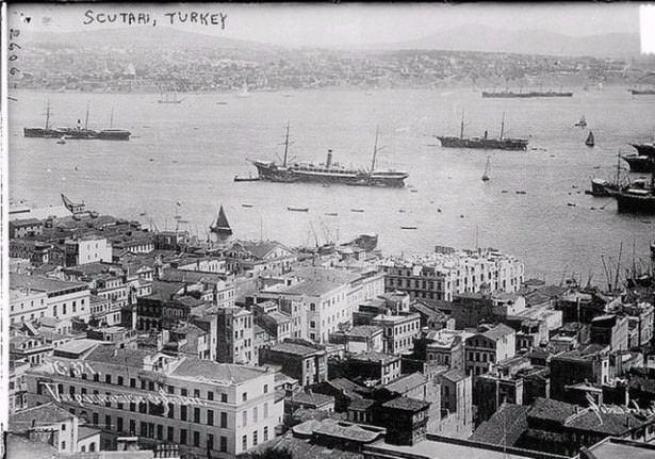 ABD arşivinden görmediğiniz Osmanlı 7