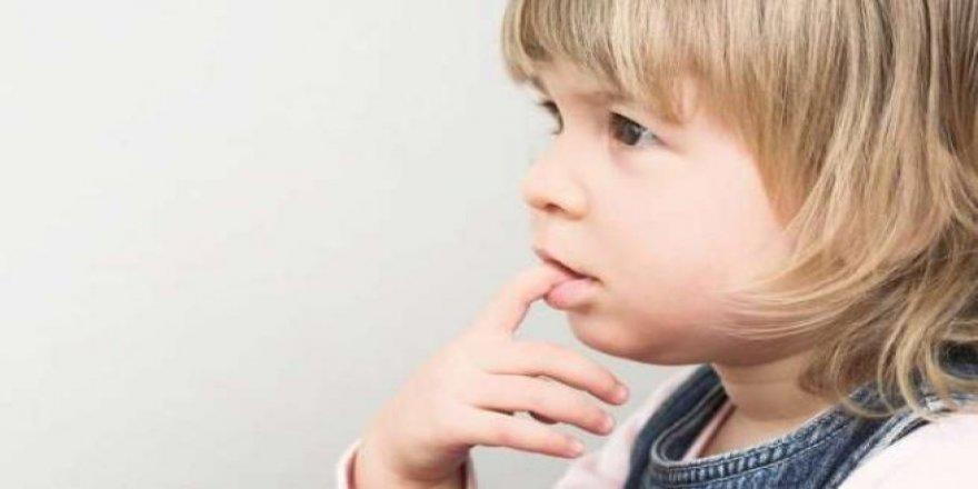 Tırnak yiyen çocukların alerji riski daha az