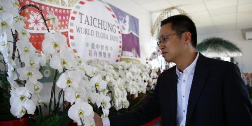 EXPO 2016'da Tayvan orkidelerine ilgi
