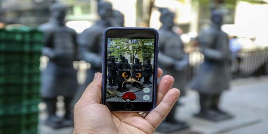 Terra Kotta savaşçıları ABD caddelerinde