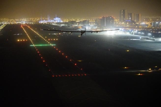 Solar Impulse 2 dünya turunu tamamladı 1