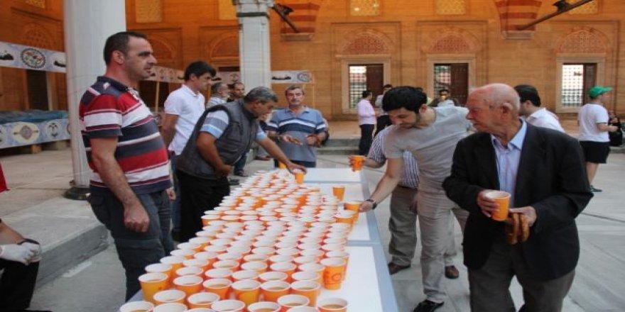 Selimiye Camisi'nde 15 Temmuz şehitleri için dua edildi