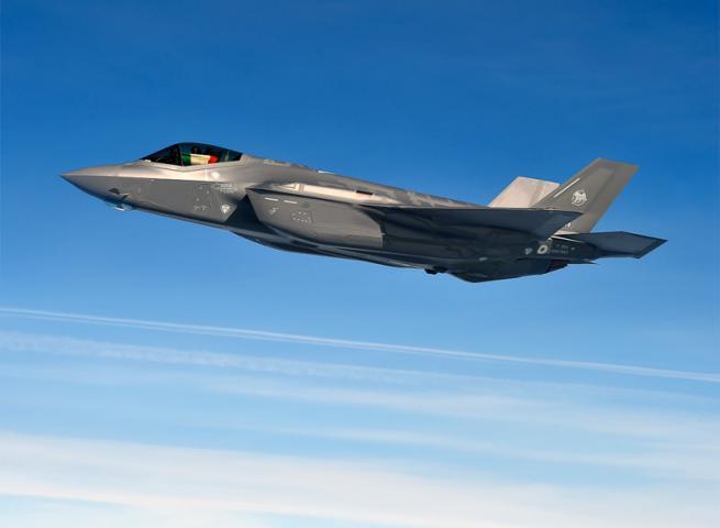 100 adet F-35 2018'e kadar ortaklara teslim edilecek 1