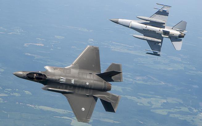 100 adet F-35 2018'e kadar ortaklara teslim edilecek 10