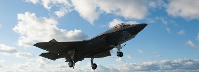 100 adet F-35 2018'e kadar ortaklara teslim edilecek 11