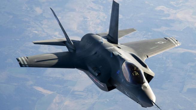 100 adet F-35 2018'e kadar ortaklara teslim edilecek 13