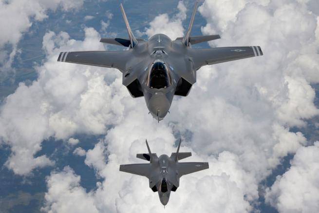 100 adet F-35 2018'e kadar ortaklara teslim edilecek 14