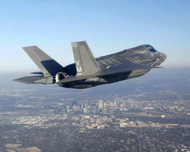 100 adet F-35 2018'e kadar ortaklara teslim edilecek 2
