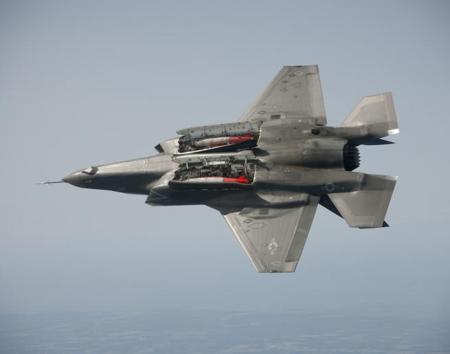 100 adet F-35 2018'e kadar ortaklara teslim edilecek 3