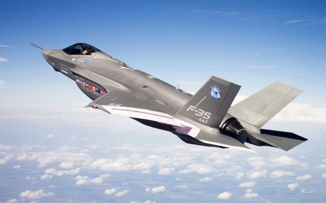 100 adet F-35 2018'e kadar ortaklara teslim edilecek 4