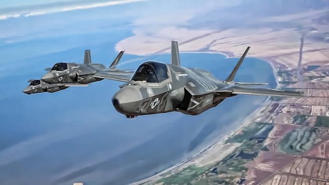 100 adet F-35 2018'e kadar ortaklara teslim edilecek 5