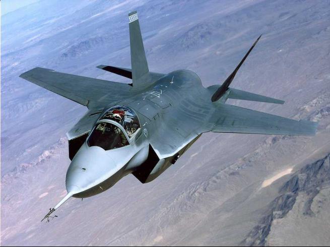 100 adet F-35 2018'e kadar ortaklara teslim edilecek 8