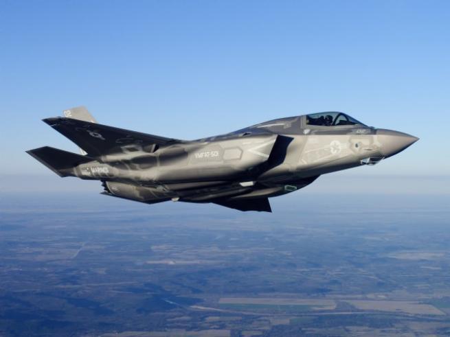 100 adet F-35 2018'e kadar ortaklara teslim edilecek 9
