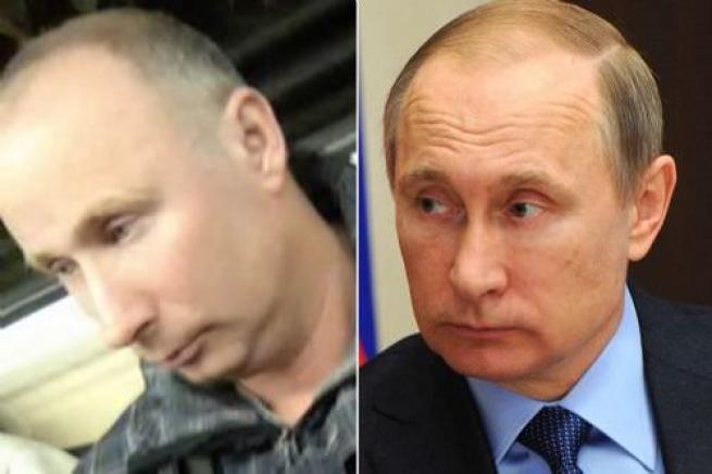 Rusya Devlet Başkanı Putin'in ikizi bulundu 5