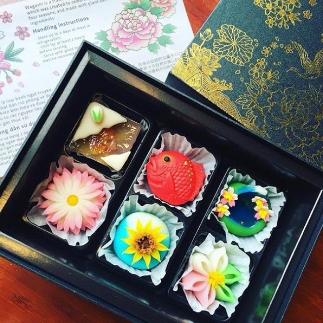 Şaşırtan 21 Japon tatlısı 1