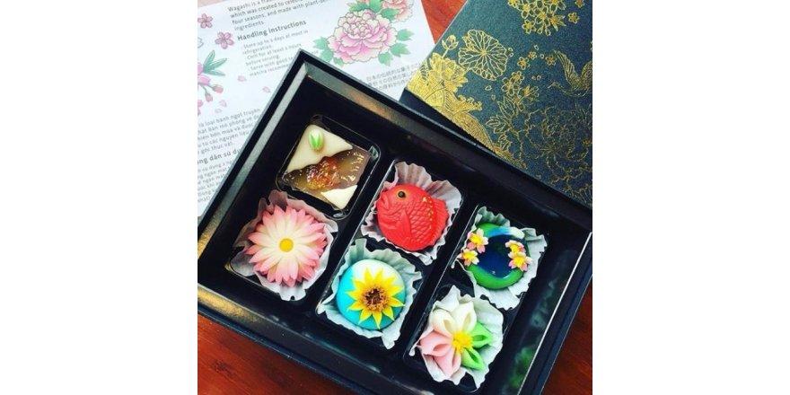Şaşırtan 21 Japon tatlısı
