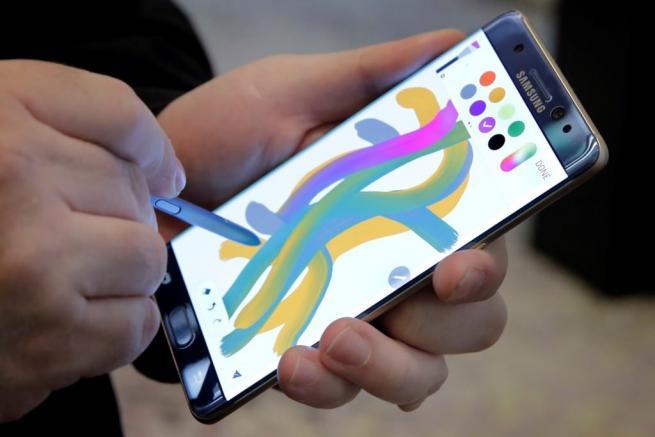 Samsung Galaxy Note7 ve tüm özellikleri 1