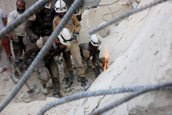 Esed rejimi yine sivilleri vurdu 2