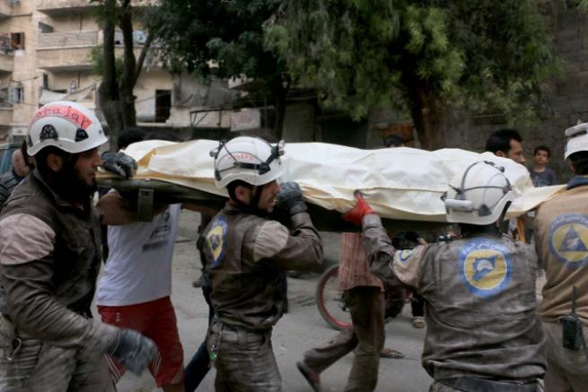 Esed rejimi yine sivilleri vurdu 4