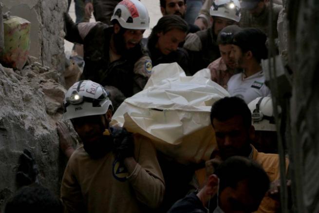 Esed rejimi yine sivilleri vurdu 7