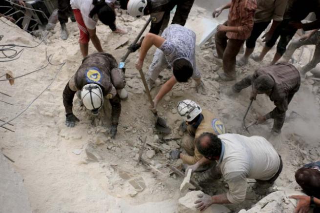 Esed rejimi yine sivilleri vurdu 8
