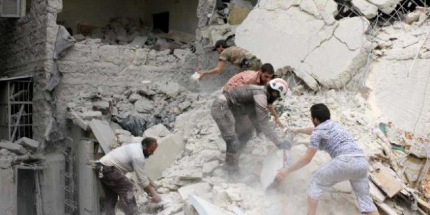 Esed rejimi yine sivilleri vurdu
