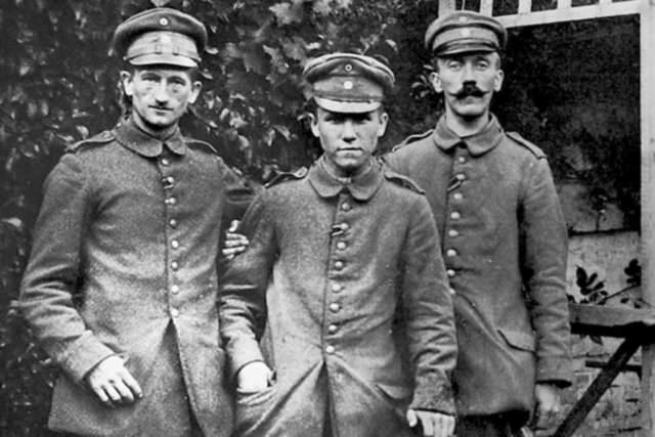 Hitler'in görülmemiş fotoğrafları 11