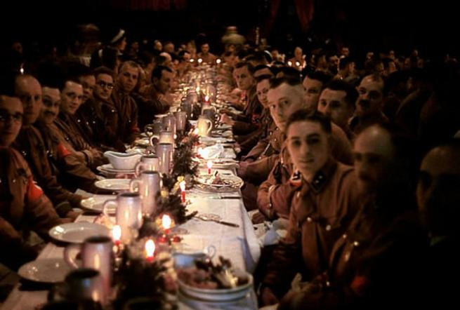 Hitler'in görülmemiş fotoğrafları 19
