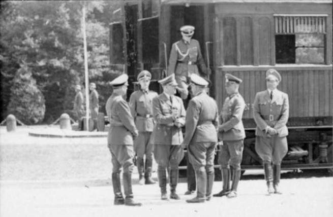 Hitler'in görülmemiş fotoğrafları 2