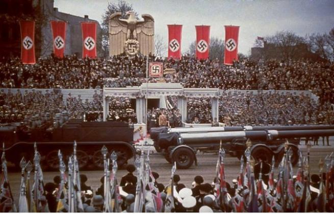 Hitler'in görülmemiş fotoğrafları 23