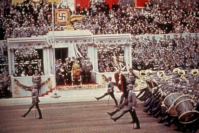 Hitler'in görülmemiş fotoğrafları 24