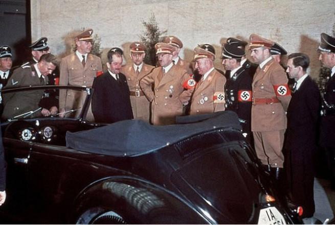 Hitler'in görülmemiş fotoğrafları 26