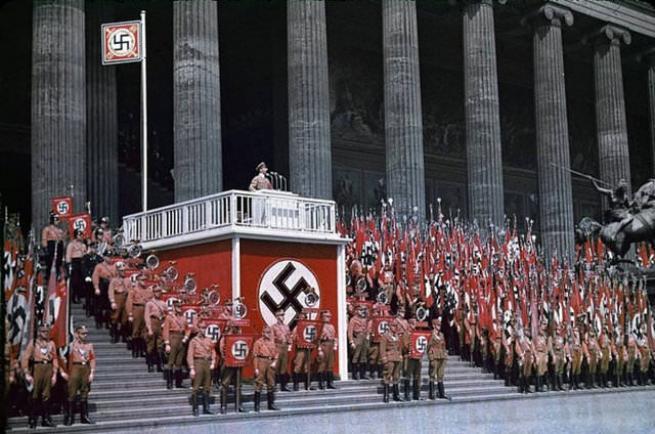 Hitler'in görülmemiş fotoğrafları 29