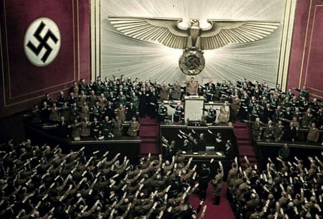 Hitler'in görülmemiş fotoğrafları 30