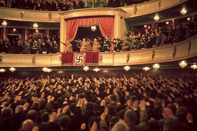 Hitler'in görülmemiş fotoğrafları 32
