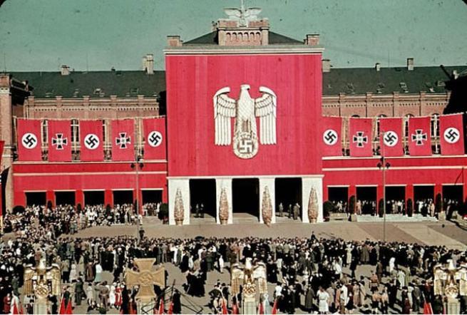 Hitler'in görülmemiş fotoğrafları 34