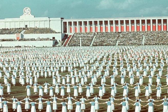 Hitler'in görülmemiş fotoğrafları 35