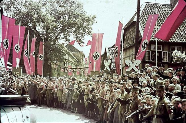 Hitler'in görülmemiş fotoğrafları 38