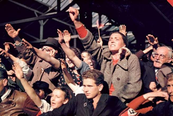 Hitler'in görülmemiş fotoğrafları 39