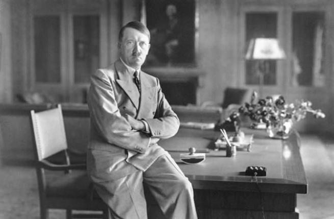 Hitler'in görülmemiş fotoğrafları 4