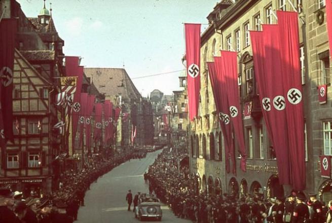 Hitler'in görülmemiş fotoğrafları 40