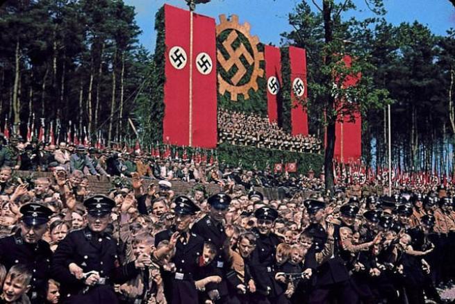 Hitler'in görülmemiş fotoğrafları 41