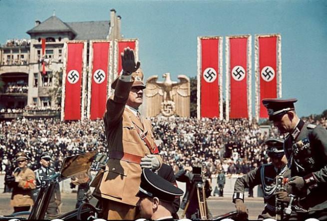 Hitler'in görülmemiş fotoğrafları 44