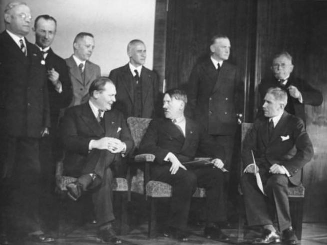 Hitler'in görülmemiş fotoğrafları 5